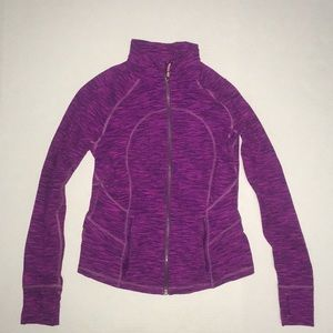 Lululemon Full Zip Jacket Size 10